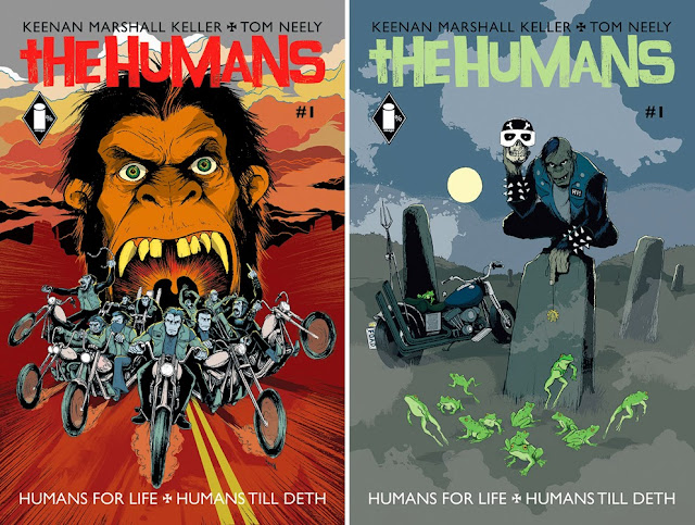 The Humans - Keenan Marshall Keller and Tom Neely