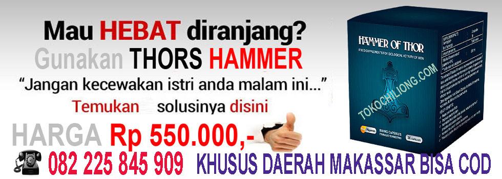 obat hammer of thor di makassar 082225845909 toko chiliong