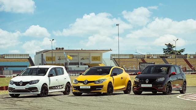 Renault Sport Argentina es el número 1 en ventas de vehículos R.S. a nivel mundial