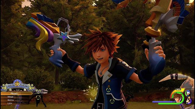 Kingdom Hearts III podría llegar a Nintendo Switch