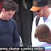 Vídeo mostra criança perdida e flagra um homem fazendo algo assustador com ela
