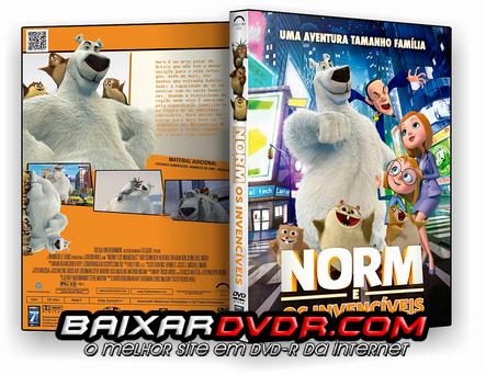 NORM E OS INCRIVEIS (2016) DUAL AUDIO DVD-R OFICIAL