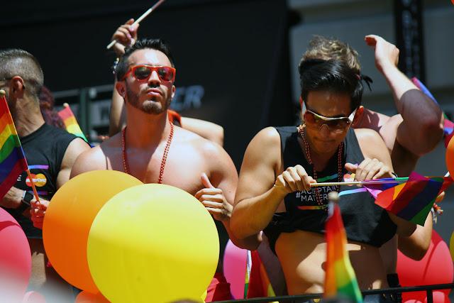 Marcha Orgullo Gay en Manhattan, Nueva York 2016