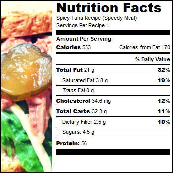 Spicy Tuna Sandwich century tuna www.jeepneyrecipes.com