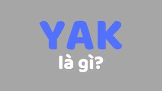 yak là gì