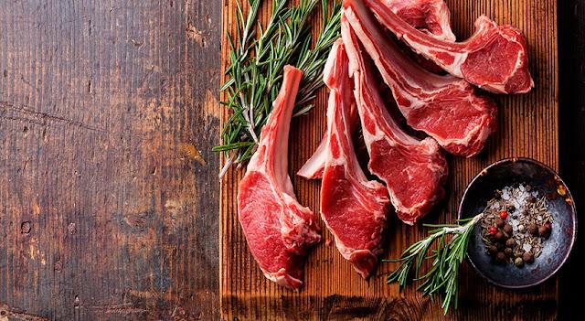 Recetas y beneficios de la carne de cordero