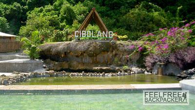 cibolang hot spring pangalengan