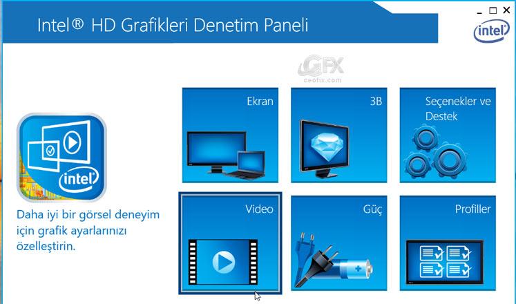 intel Grafik özellikleri-www.ceofix.com