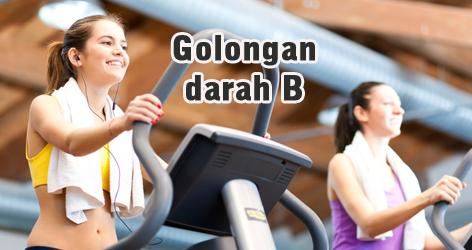 Pola Hidup Sehat Untuk Golongan Darah B