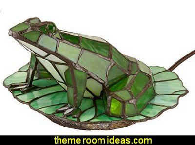 Frog Lily Pad Accent Lamp