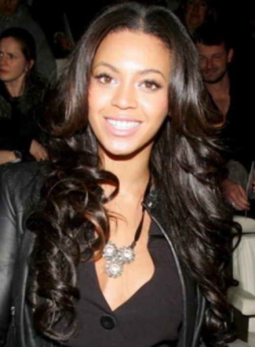 All About Fashion Beyonce S New Hairstyle