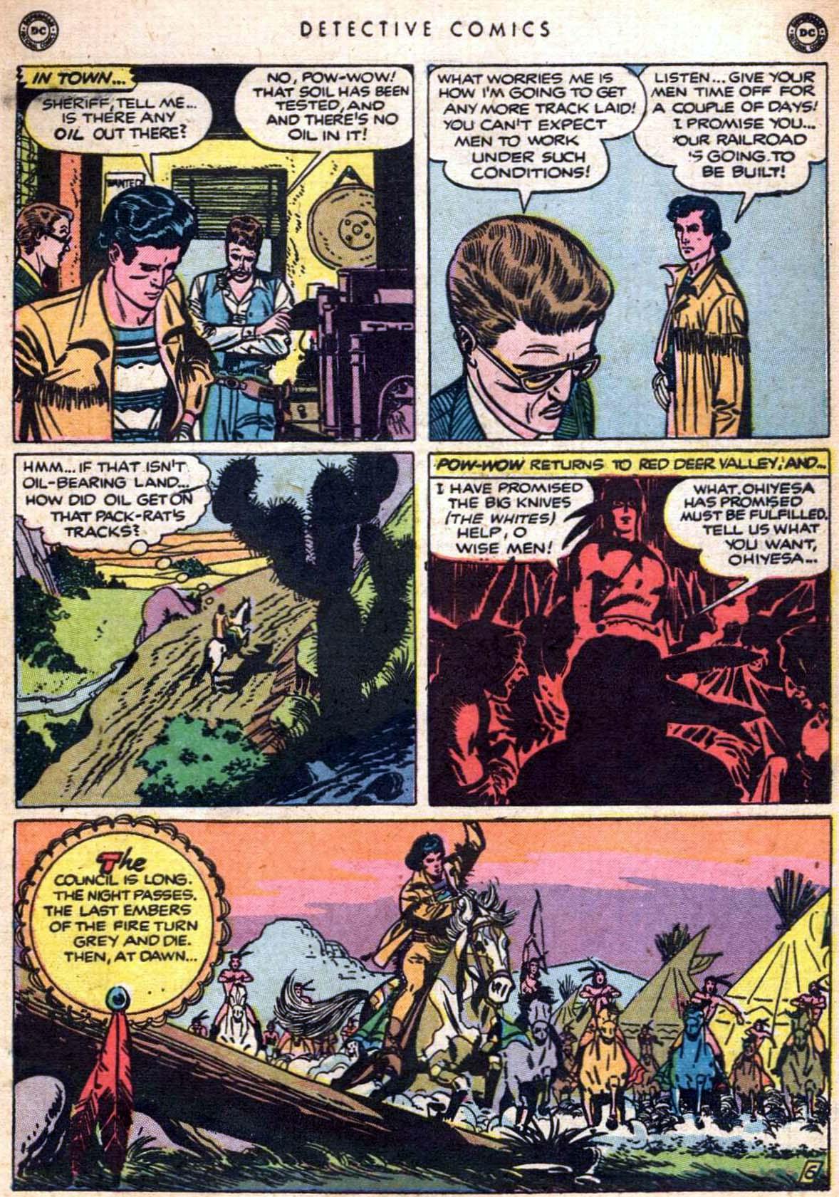 Detective Comics (1937) 157 Page 44