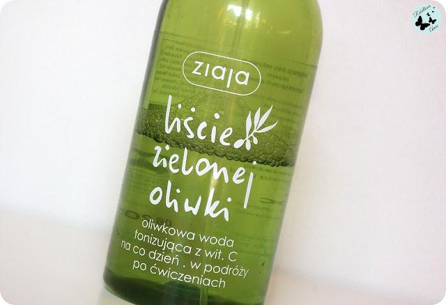 Oliwkowa woda tonizująca z Ziaji jako odżywka do włosów?