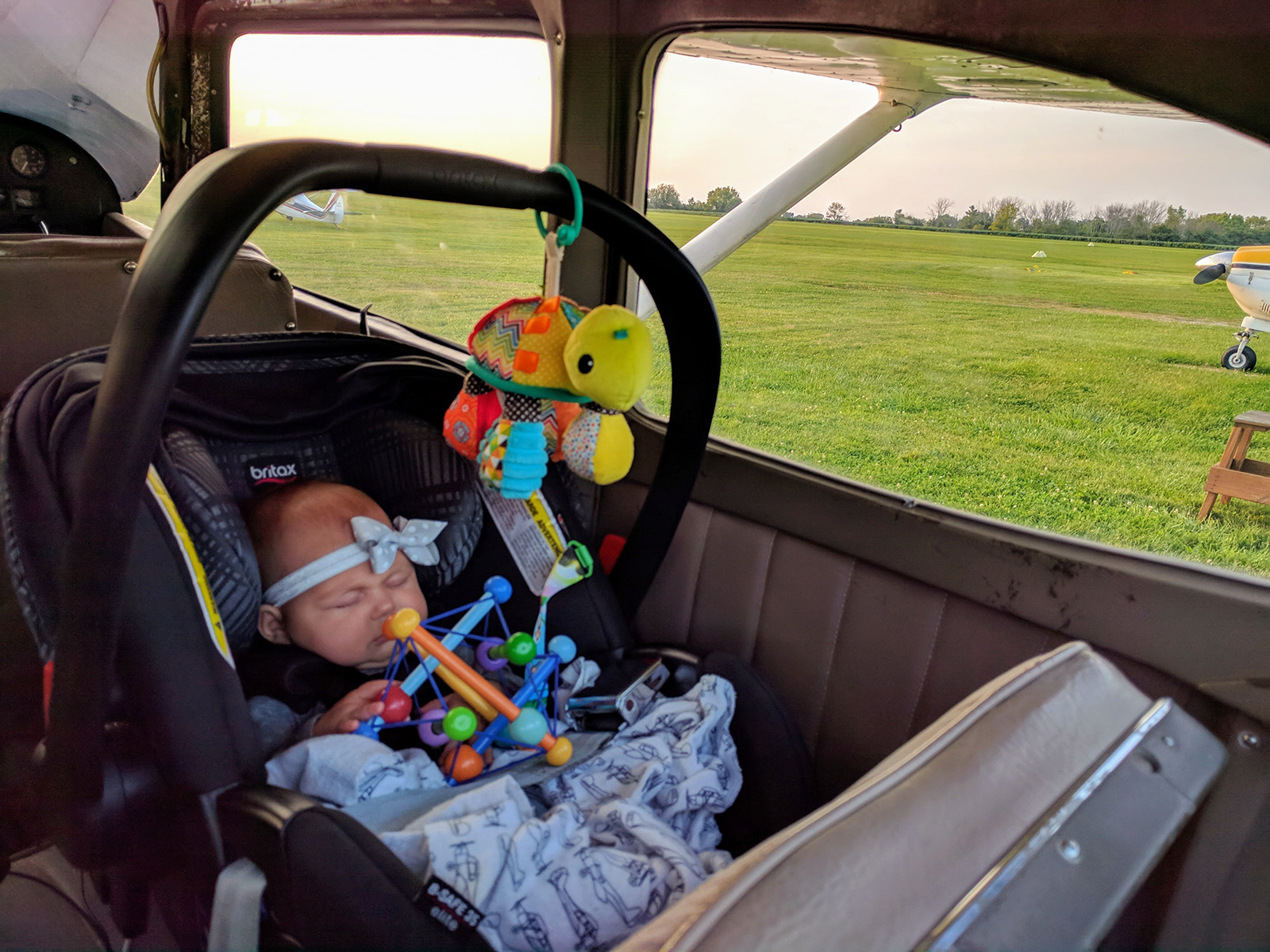 Car Seat Headseat