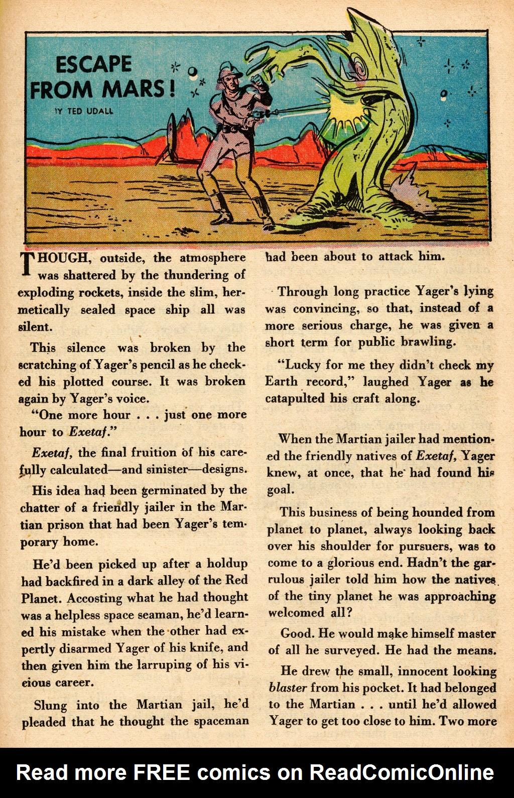 Strange Adventures (1950) issue 2 - Page 35