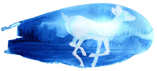 Patronus Watercolor