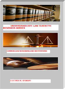 Undergraduate Law Subjects Revision Series