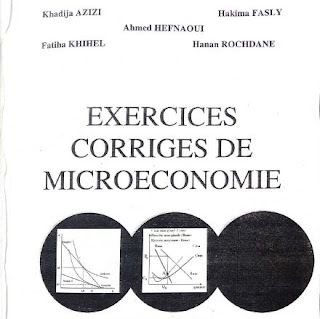 Exercices corrigés de microéconomie pdf