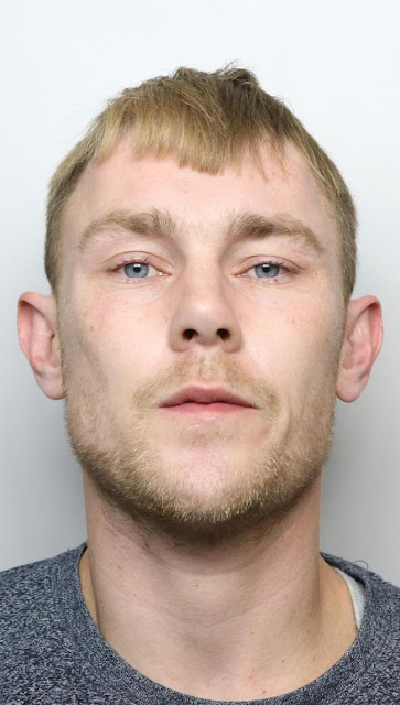 Robber Luke Thompson, 32, jailed for 'wicked' attack in Keighley pub toilet