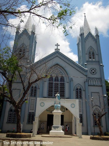 Puerto Princesa Travel Guide: Immaculate Conception Cathedral