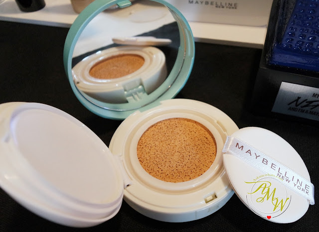 a photo of  Maybelline Fresh Matte Super BB Cushion