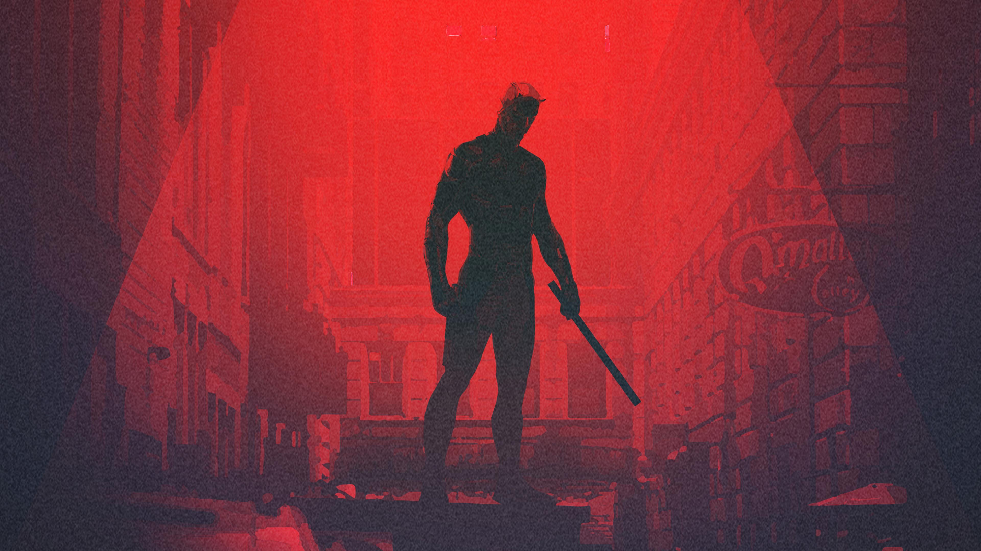 Daredevil 4k Wallpaper 209