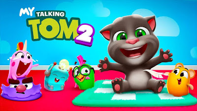 My Talking Tom 2 MOD (Unlimited Money) APK Download