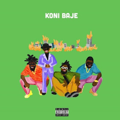 BN - MUSIC: Burna Boy – Koni Baje