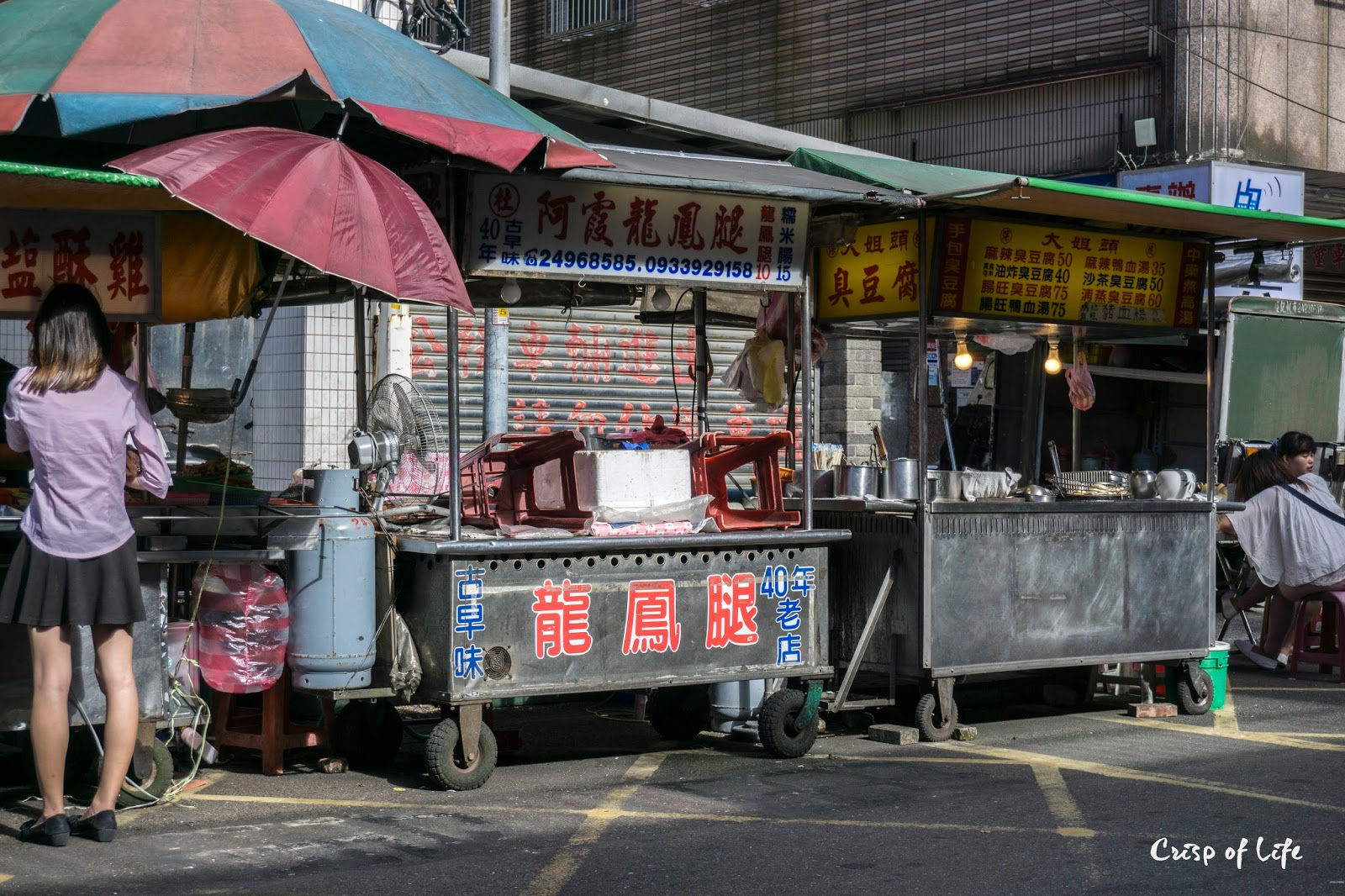 [TAIPEI 台北] Day 4: Travel to Shi Fen and Jiu Fen, Rui Fang Food Street 第四天:九份和十份,瑞芳美食街