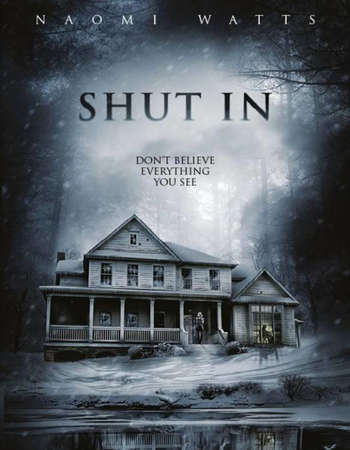 Poster Of Shut In 2016 English 400MB BluRay 720p ESubs HEVC Free Download Watch Online downloadhub.in