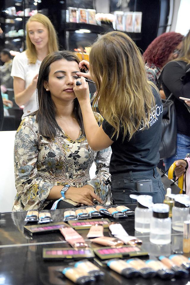 BeautyconNYC2016 Wearing: Dress/Vestido: SheIn