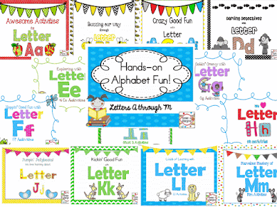 https://www.teacherspayteachers.com/Product/Hands-on-Alphabet-Fun-Letters-A-M-1310496