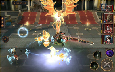 Download Final Fantasy Awakening MMOARPG 3D Action Games Mobile