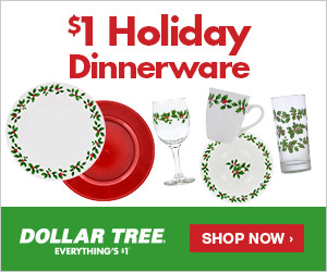 Dollar Tree Holiday