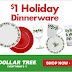 How to Host a Holiday Party with Supplies from Dollar Tree
