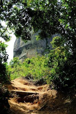 Brasil Rio de janeiro trilha pedra da gávea fotos indio