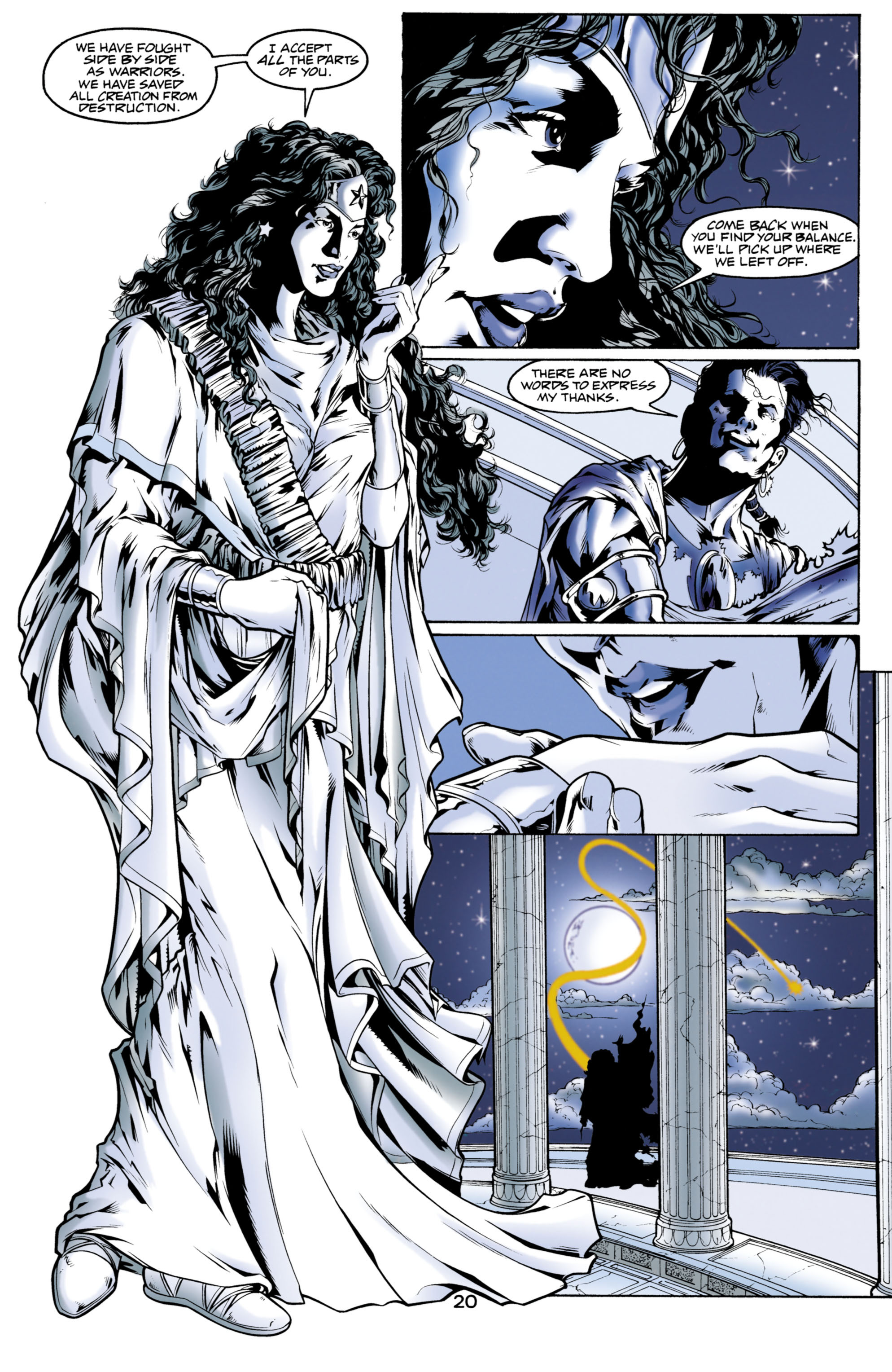 Read online Wonder Woman (1987) comic -  Issue #152 - 21