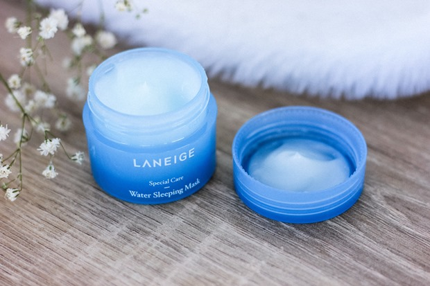 Style Korean, K-Beauty, Style Korean review, Produtos de beleza coreano, cuidados de beleza coreano, método de beleza k-beauty, método de beleza coreano, Water Sleeping Mask Laneige, Laneige, review Water Sleeping Mask Laneige