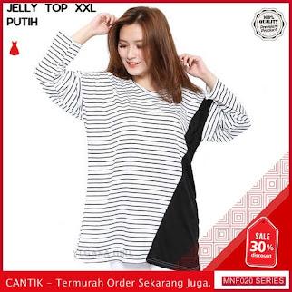 MNF020B165 Baju Muslim Wanita 2019 Top Jelly Jumbo 2019 BMGShop