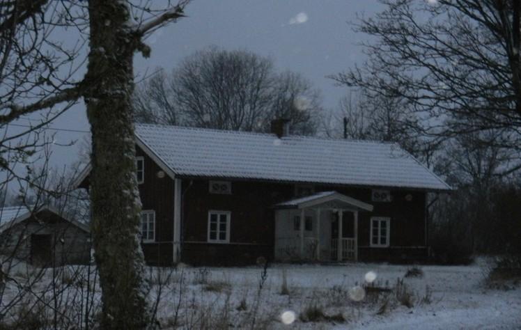 Sverige november tomten flasar redan i nacken