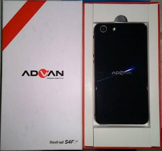 spesifikasi Advan S4F