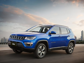 Novo Jeep Compass 2017: fotos, preços, opcionais, vídeos itens de série