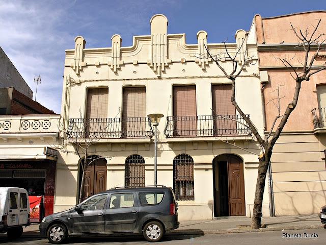 Casas apareadas de Joan Rovira