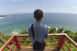 Pesona Pantai Kedung Tumpang Tulungagung Yang Wajib Dikunjungi