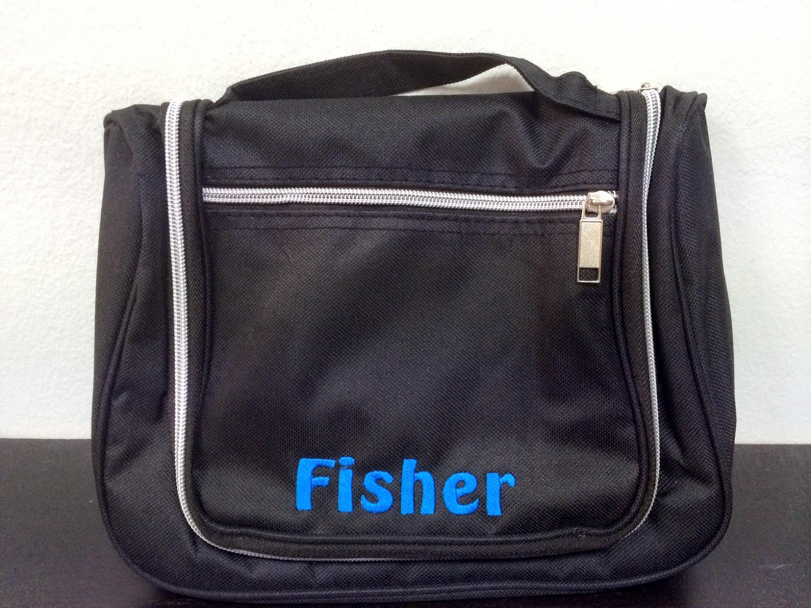 Personalized Toiletry Bag @$34.90 with name