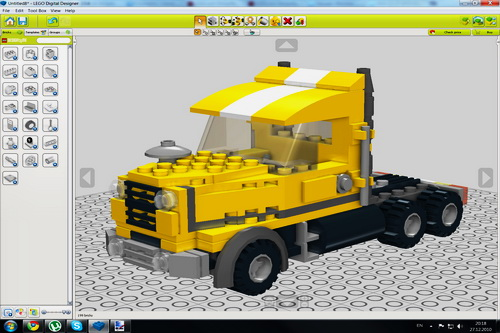 Download lego digital designer membuat lego di komputer for Lego digital designer templates