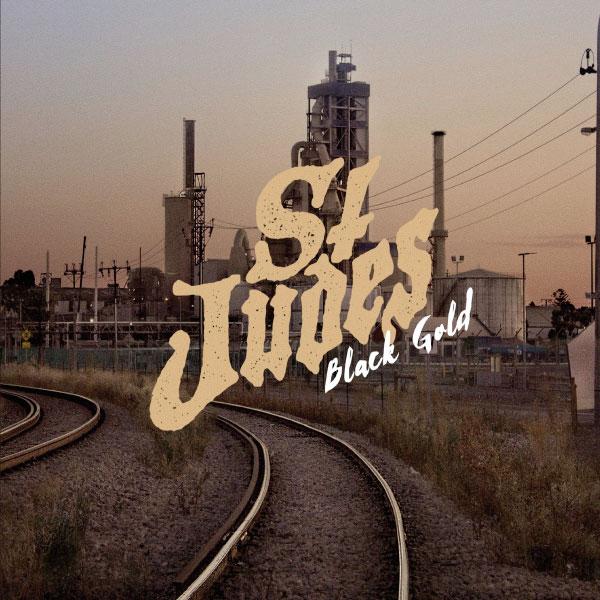 "St Judes stream new EP ""Black Gold"""