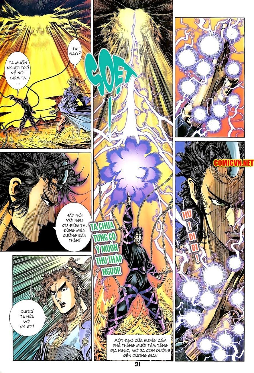 Đại Đường Uy Long chapter 82 trang 9