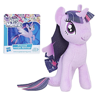 My Little Pony the Movie Princess Twilight Sparkle Sea-Pony Small Plush