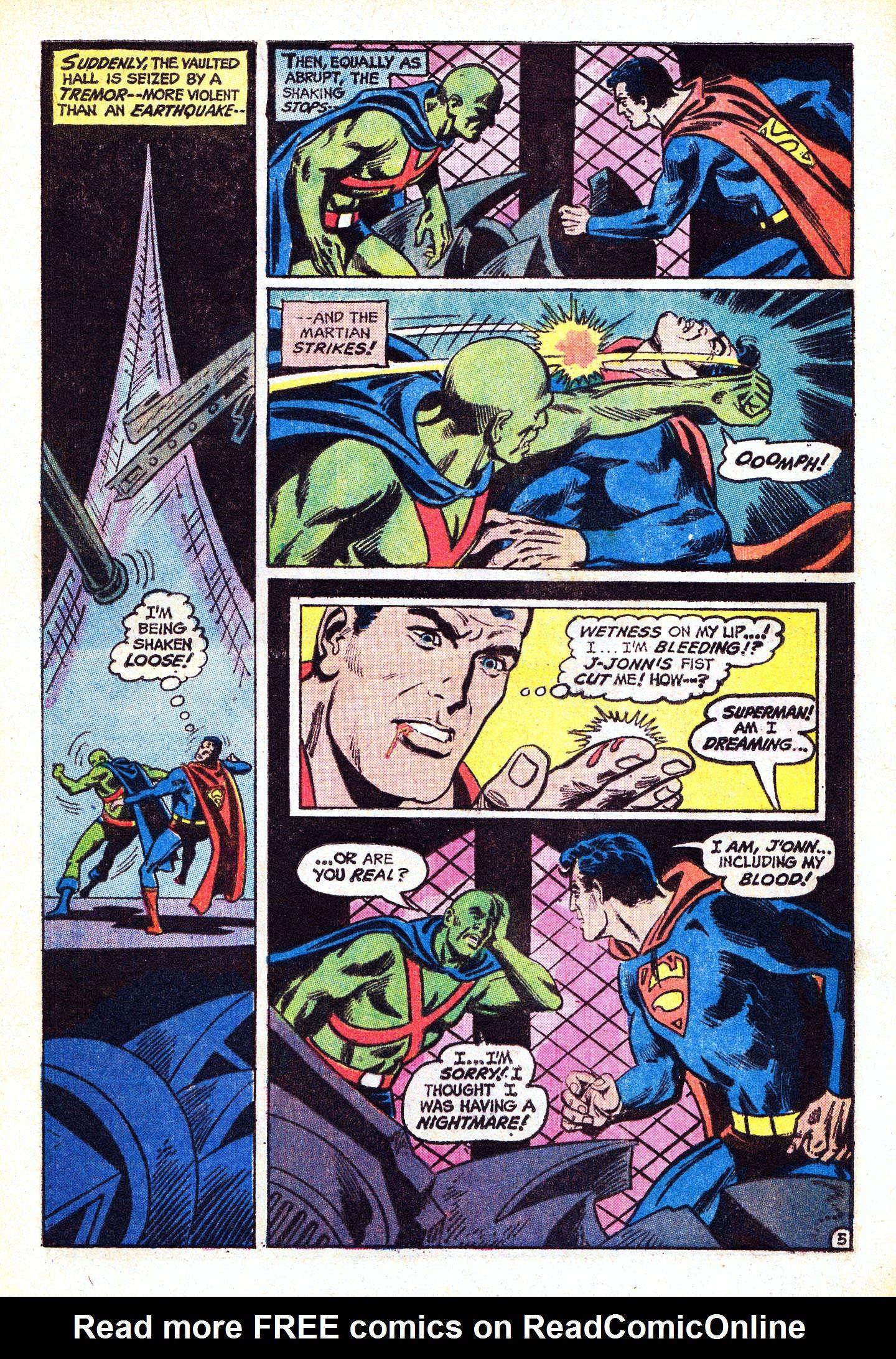 Read online World's Finest Comics comic -  Issue #212 - 7